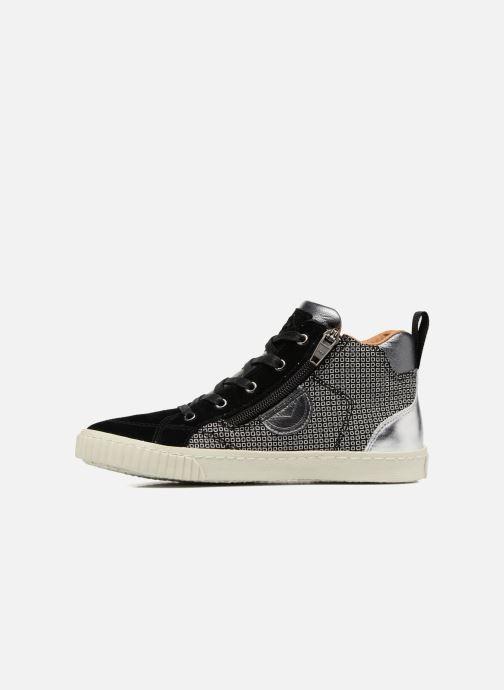 Sneakers P-L-D-M By Palladium Vinz Glit Zwart voorkant