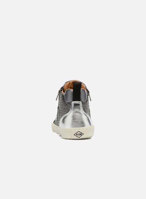 Sneakers P-L-D-M By Palladium Vinz Glit Zwart rechts