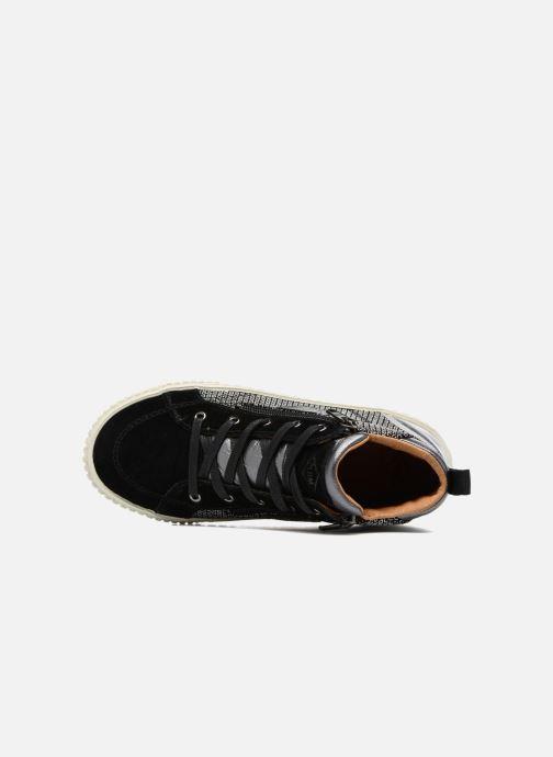 Sneakers P-L-D-M By Palladium Vinz Glit Zwart links