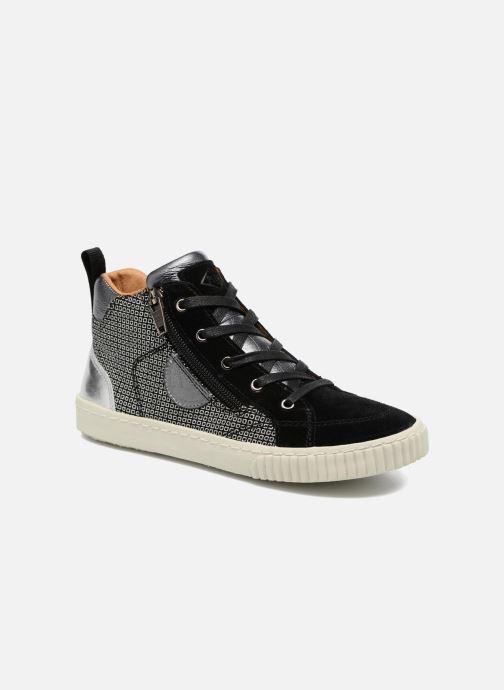 Sneakers P-L-D-M By Palladium Vinz Glit Zwart detail