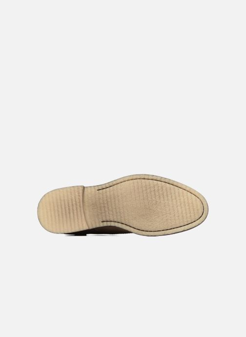 Zapatos con cordones Mr SARENZA Clent Beige vista de arriba
