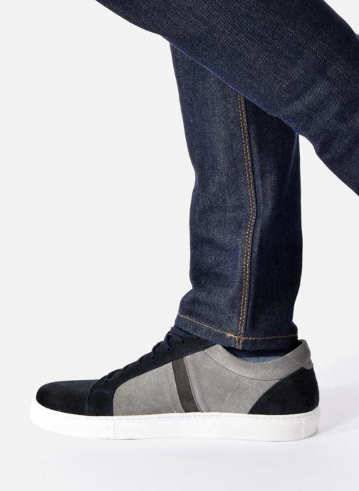 Sneakers Mr SARENZA Carlson Bianco immagine dal basso