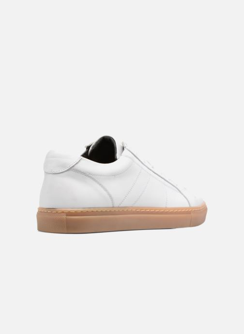 Sneakers Mr SARENZA Carlson Bianco immagine frontale