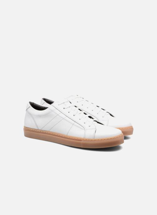 Sneakers Mr SARENZA Carlson Bianco immagine posteriore