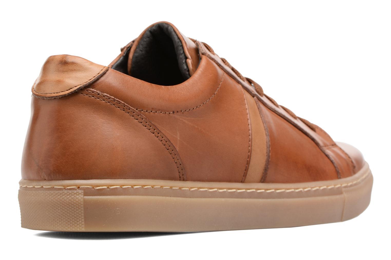 Sneakers Mr SARENZA Carlson Bruin voorkant