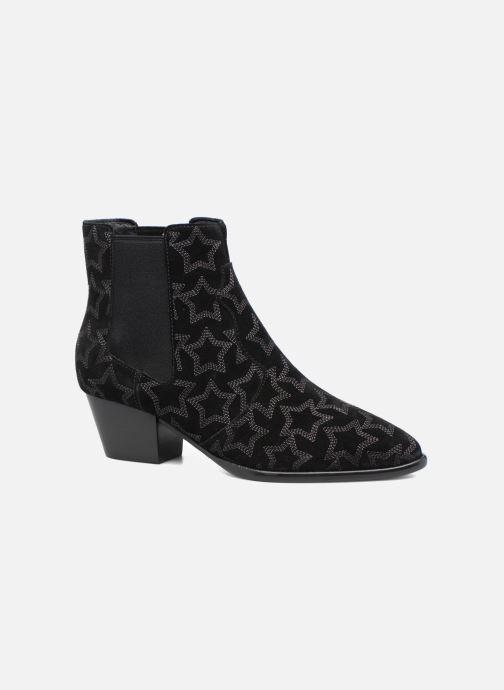 Bottines et boots Ash Hope Star Noir vue détail/paire