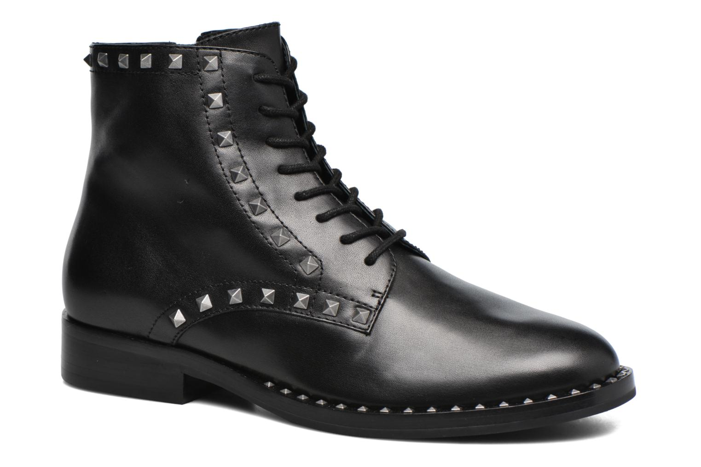 Bottines et boots Ash Whynot Noir vue détail/paire