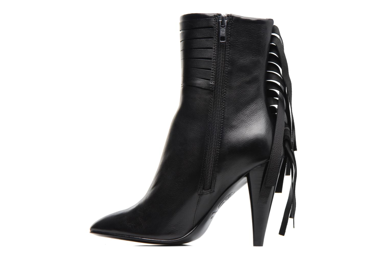 Bottines et boots Ash Brave Noir vue face