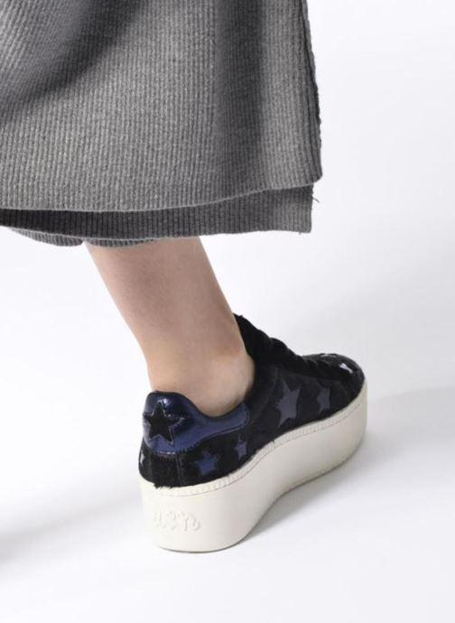 Sneakers Ash Cult Star Zwart onder