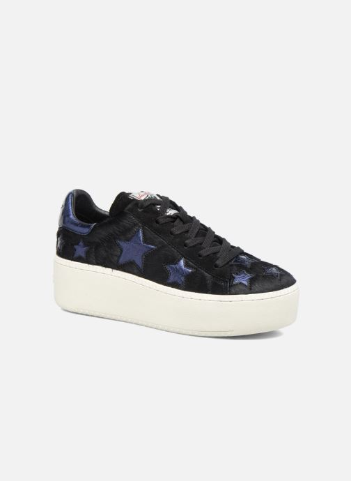 Sneakers Ash Cult Star Zwart detail