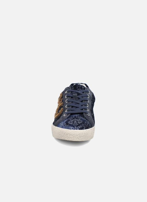 Sneakers Ash Nymphea Blauw model