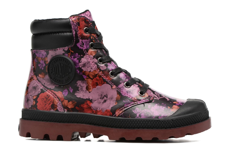 Boots en enkellaarsjes Palladium Wendy Flo K Roze achterkant