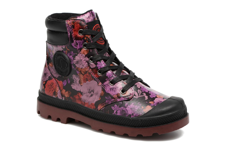 Palladium Wendy Flo K (Pink) - Ankle boots chez Sarenza (307779) f7be7d8801