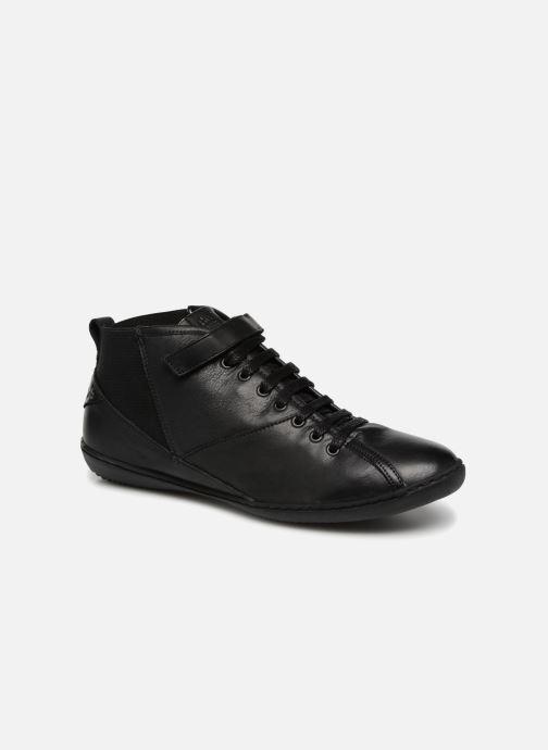 Sneakers TBS Cassiss Sort detaljeret billede af skoene