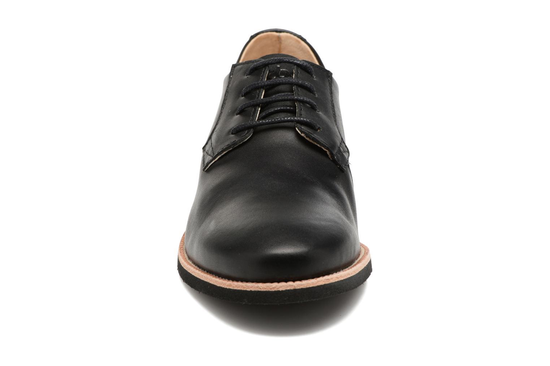 Chaussures à lacets TBS Farrah  3 Noir vue portées chaussures