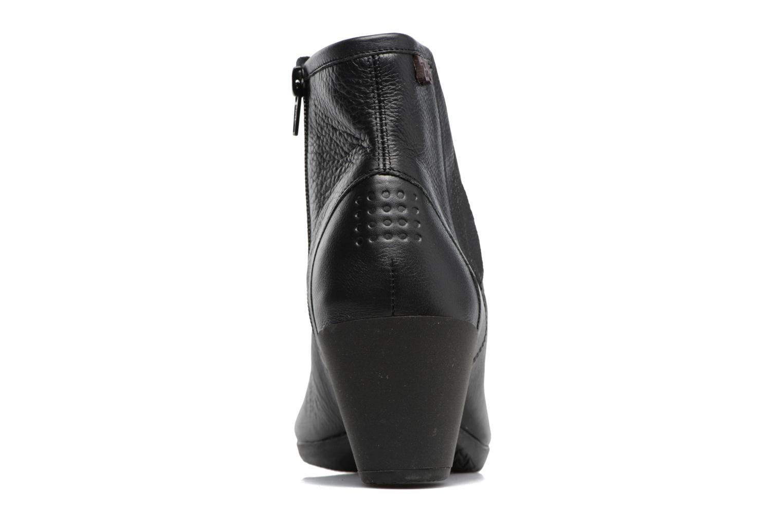 Bottines et boots TBS Kristie Noir vue droite