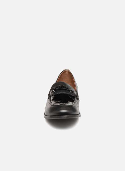 Mocassins TBS Mariane Noir vue portées chaussures