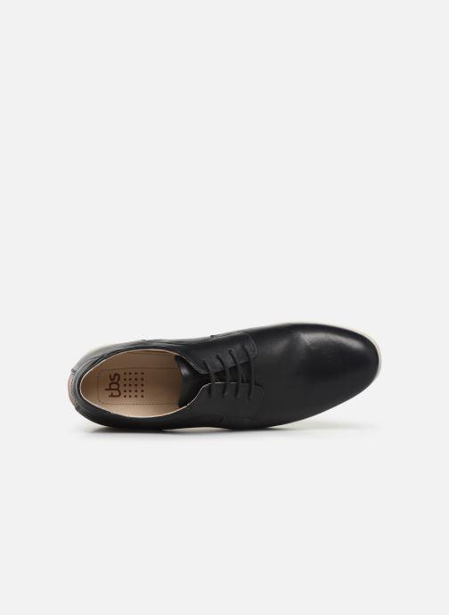 Chaussures à lacets TBS Riderss Bleu vue gauche