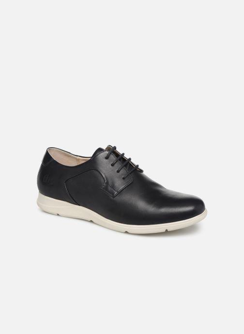Chaussures à lacets TBS Riderss Bleu vue détail/paire