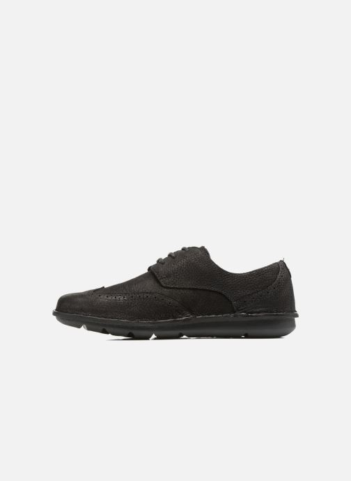 Lace-up shoes TBS Yonkers Black front view
