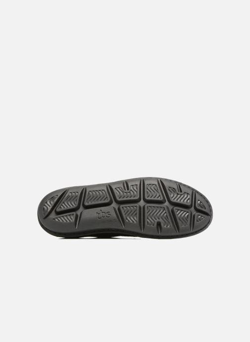 Zapatos con cordones TBS Yonkers Negro vista de arriba