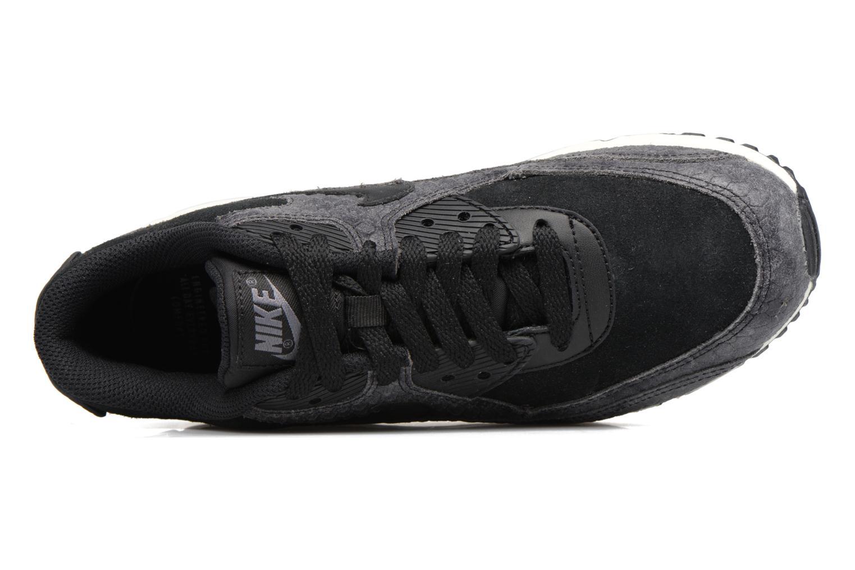 Baskets Nike Wmns Air Max 90 Prm Gris vue gauche