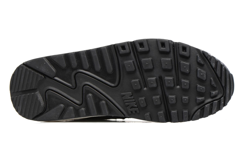 Baskets Nike Wmns Air Max 90 Prm Gris vue haut