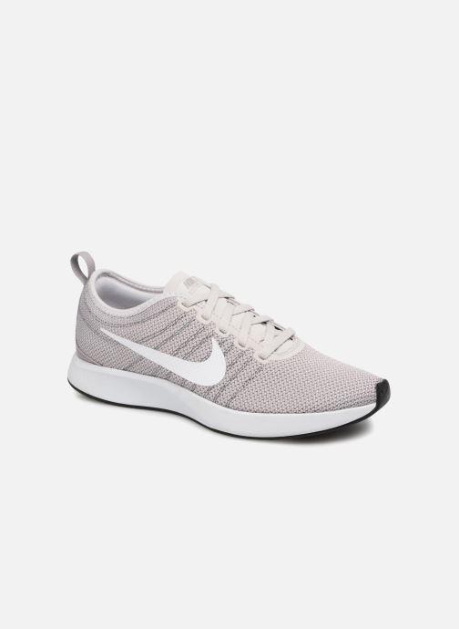 new york 36e92 1aa5b Chaussures de sport Nike W Nike Dualtone Racer Gris vue détail paire