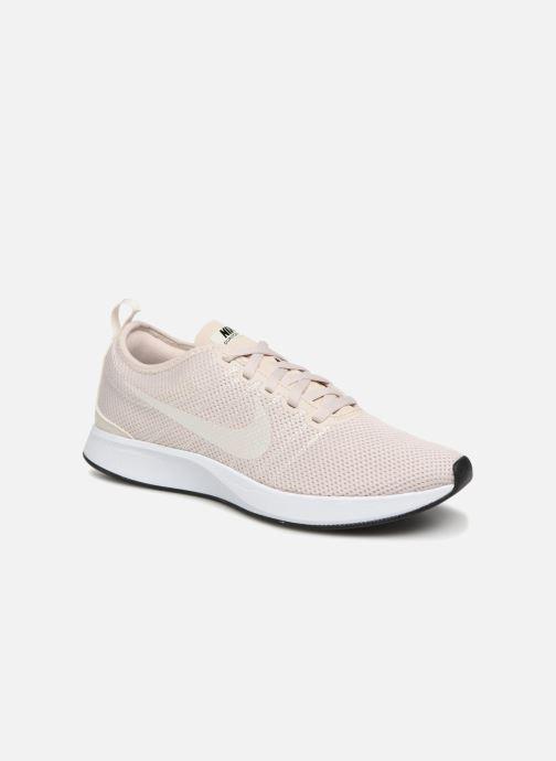 uk availability bf299 3c596 Sportssko Nike W Nike Dualtone Racer Beige detaljeret billede af skoene
