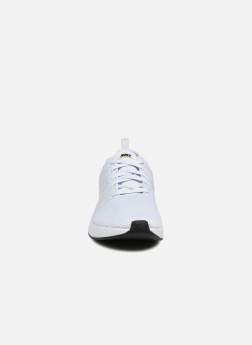 Scarpe sportive Nike W Nike Dualtone Racer Grigio modello indossato