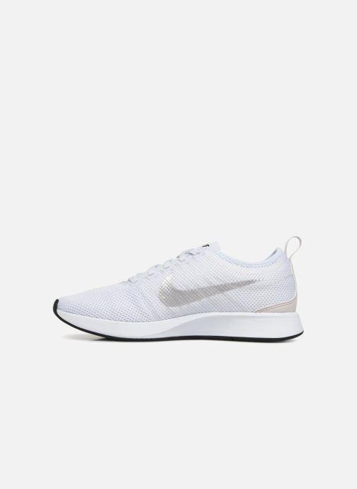 Scarpe sportive Nike W Nike Dualtone Racer Grigio immagine frontale