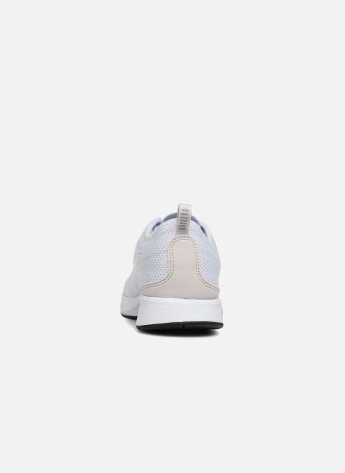 Scarpe sportive Nike W Nike Dualtone Racer Grigio immagine destra
