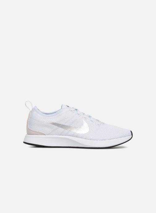 Scarpe sportive Nike W Nike Dualtone Racer Grigio immagine posteriore