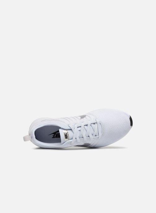Scarpe sportive Nike W Nike Dualtone Racer Grigio immagine sinistra