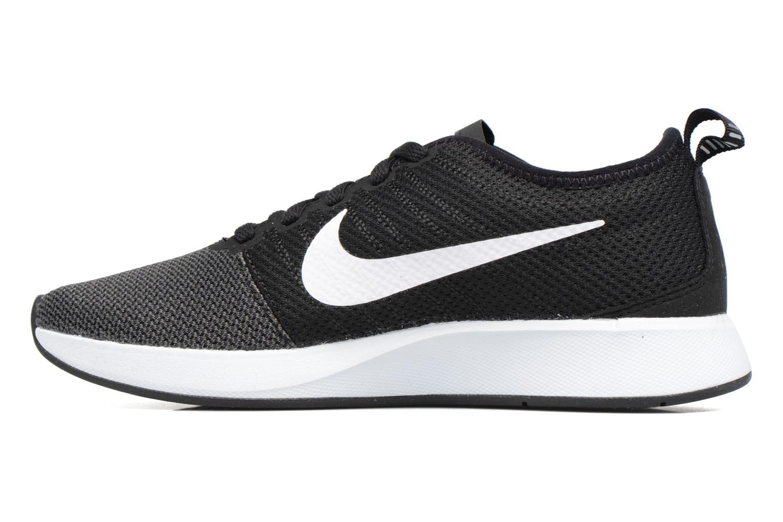 Scarpe sportive Nike W Nike Dualtone Racer Bianco immagine frontale