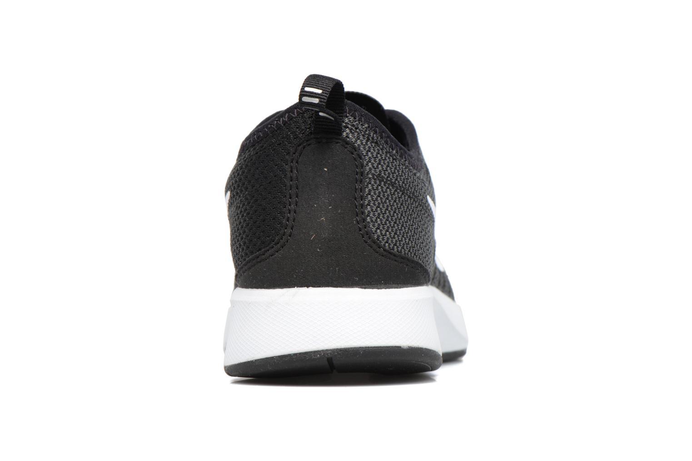 Scarpe sportive Nike W Nike Dualtone Racer Bianco immagine destra