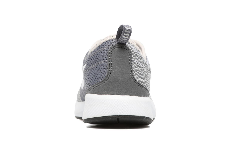 Chaussures de sport Nike W Nike Dualtone Racer Gris vue droite