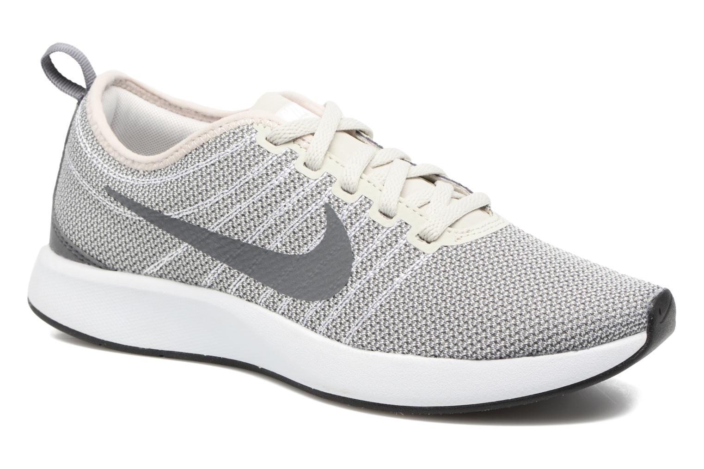 Chaussures de sport Nike W Nike Dualtone Racer Gris vue détail/paire