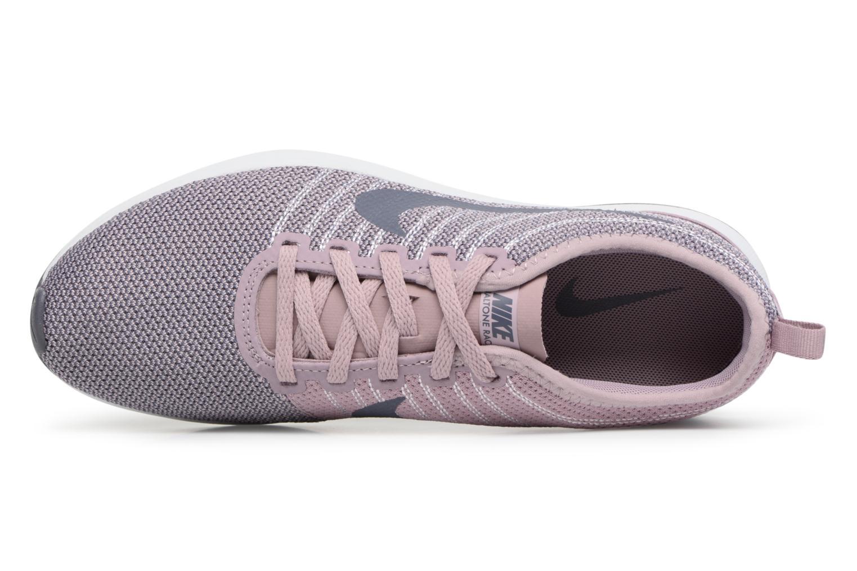 Sportschuhe Nike W Nike Dualtone Racer rosa ansicht von links