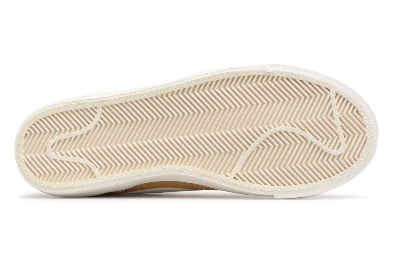 Sneaker Nike Wmns Blazer Mid Vntg Suede braun ansicht von oben