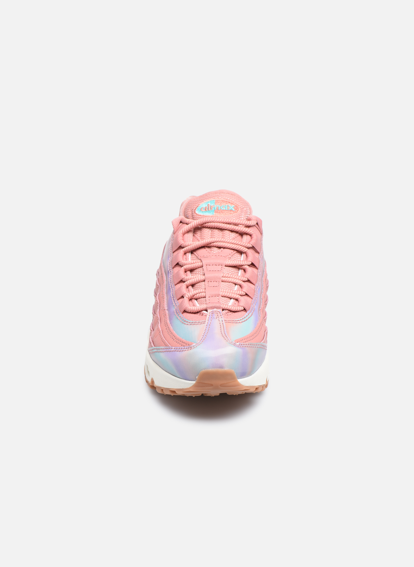 Sneakers Nike Wmns Air Max 95 Se Rood model