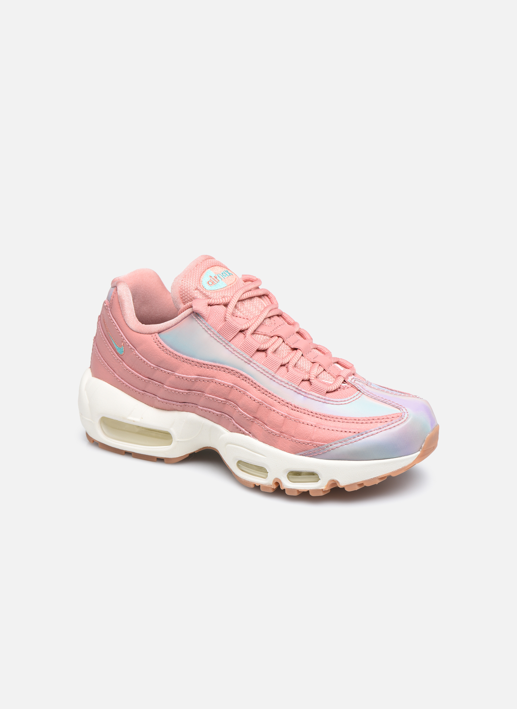 Sneakers Nike Wmns Air Max 95 Se Rood detail
