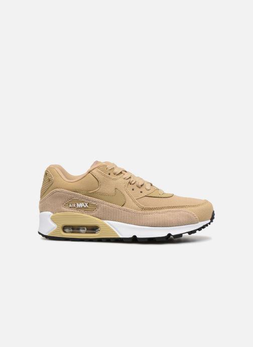 Sneakers Nike Wmns Air Max 90 Lea Beige achterkant