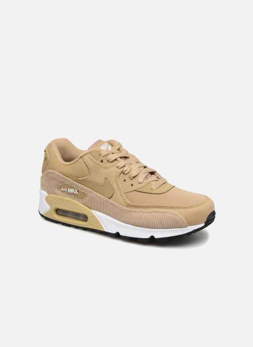 Sneakers Nike Wmns Air Max 90 Lea Beige detail