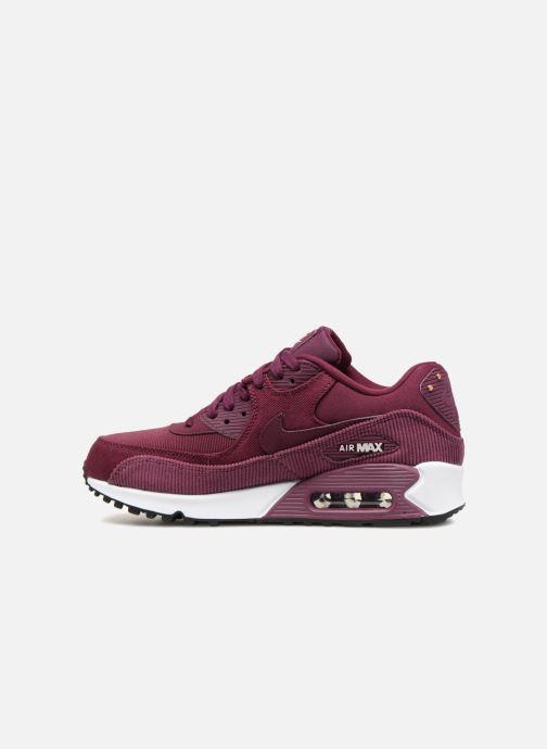 Nike Wmns Air Max 90 Lea (Lila) Sneakers på Sarenza.se