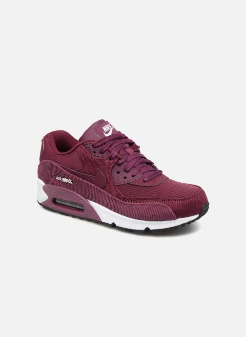f5f06db1f81c Nike Wmns Air Max 90 Lea (Purple) - Trainers chez Sarenza (330047)