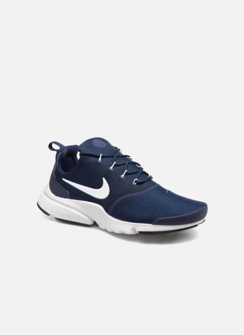 info for 7fe04 fea8d Baskets Nike Nike Presto Fly Bleu vue détail paire
