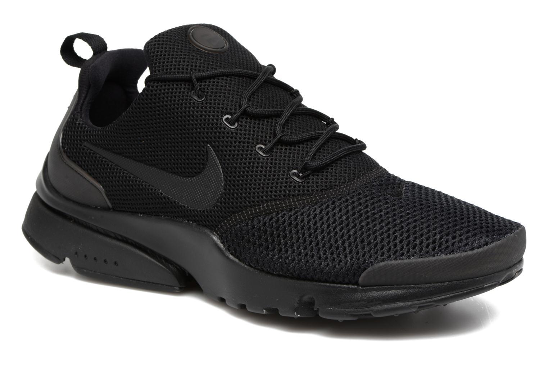 Baskets Nike Nike Presto Fly Noir vue détail/paire