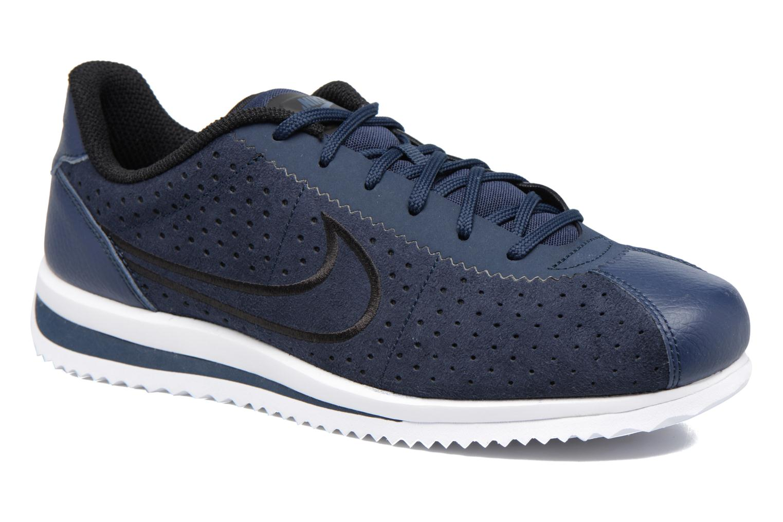 Baskets Nike Nike Cortez Ultra Moire 2 Bleu vue détail/paire