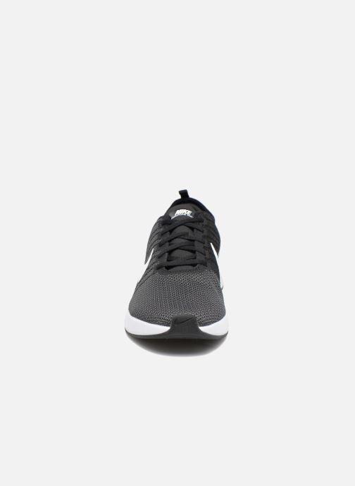 Sportschuhe Nike Nike Dualtone Racer schwarz schuhe getragen